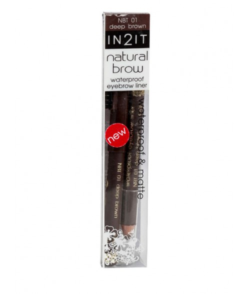 Natural Brow Waterproof