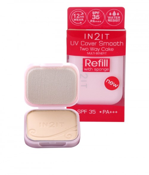 UV Cover Smooth 2way Refill